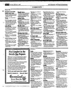 Syracuse Herald Journal, February 15, 2001, Page 220