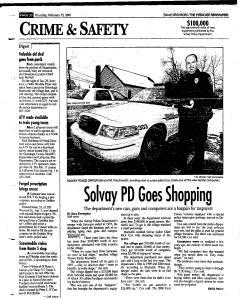 Syracuse Herald Journal, February 15, 2001, Page 222
