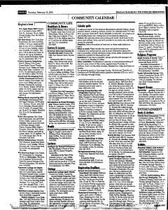 Syracuse Herald Journal, February 15, 2001, Page 252