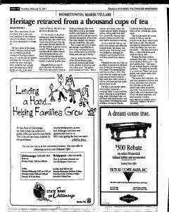 Syracuse Herald Journal, February 15, 2001, Page 256