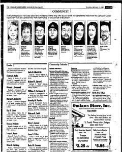 Syracuse Herald Journal, February 15, 2001, Page 103
