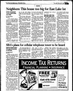Syracuse Herald Journal, February 15, 2001, Page 197