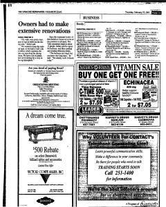 Syracuse Herald Journal, February 15, 2001, Page 50