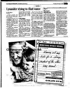 Syracuse Herald Journal, February 15, 2001, Page 125