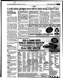 Syracuse Herald Journal, February 15, 2001, Page 127