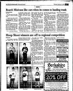 Syracuse Herald Journal, February 15, 2001, Page 201