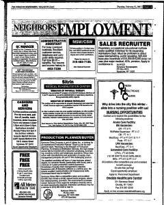 Syracuse Herald Journal, February 15, 2001, Page 72