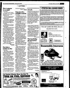 Syracuse Herald Journal, February 15, 2001, Page 221