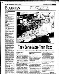 Syracuse Herald Journal, February 15, 2001, Page 203