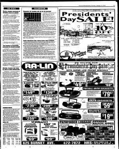 Syracuse Herald Journal, February 15, 2001, Page 233