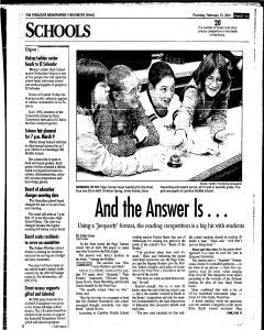 Syracuse Herald Journal, February 15, 2001, Page 205
