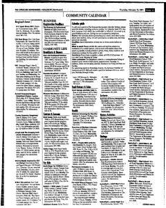 Syracuse Herald Journal, February 15, 2001, Page 133