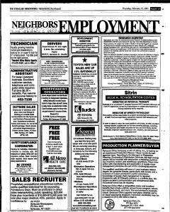 Syracuse Herald Journal, February 15, 2001, Page 113