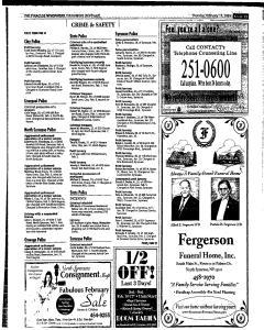 Syracuse Herald Journal, February 15, 2001, Page 95