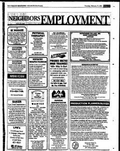 Syracuse Herald Journal, February 15, 2001, Page 153