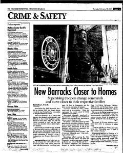 Syracuse Herald Journal, February 15, 2001, Page 265