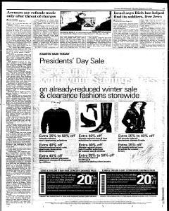 Syracuse Herald Journal, February 15, 2001, Page 6