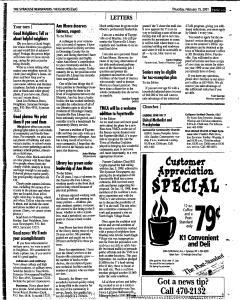 Syracuse Herald Journal, February 15, 2001, Page 68
