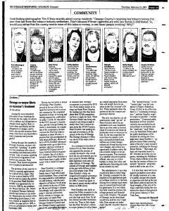 Syracuse Herald Journal, February 15, 2001, Page 2
