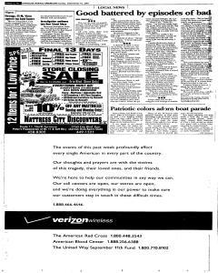 Syracuse Herald Journal, September 16, 2001, Page 36