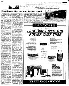 Syracuse Herald Journal, September 16, 2001, Page 238
