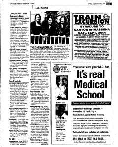 Syracuse Herald Journal, September 16, 2001, Page 133