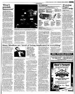 Syracuse Herald Journal, September 16, 2001, Page 25