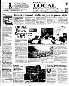 Syracuse Herald Journal, September 16, 2001, Page 27