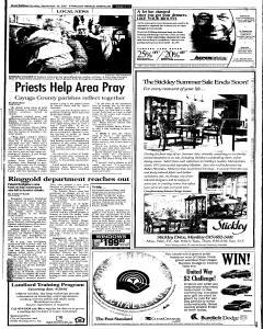 Syracuse Herald Journal, September 16, 2001, Page 260