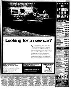 Syracuse Herald Journal, September 16, 2001, Page 73