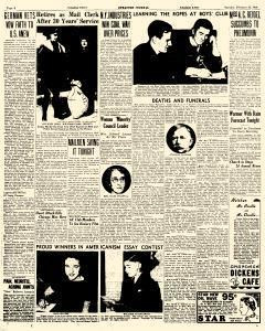 Syracuse Journal, February 22, 1938, Page 4