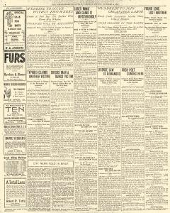 Syracuse Post Standard, November 15, 1903, Page 6
