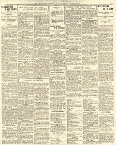 Syracuse Post Standard, November 15, 1903, Page 11