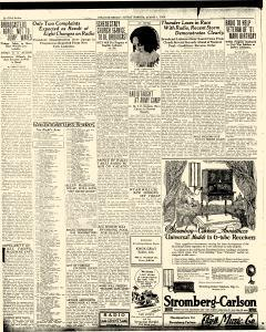 Syracuse Post Standard, August 01, 1926, Page 10