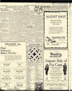 Syracuse Post Standard, August 01, 1926, Page 20