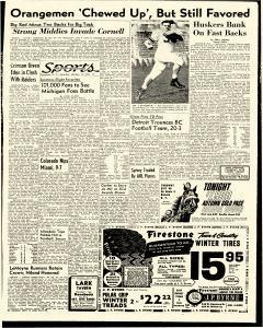 Syracuse Post Standard, October 14, 1961, Page 9