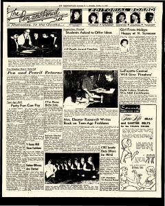 Syracuse Post Standard, October 14, 1961, Page 16