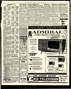 Syracuse Post Standard, October 14, 1961, Page 18