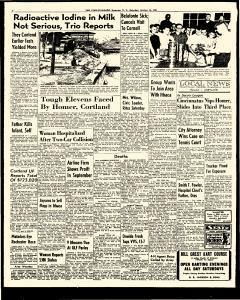 Syracuse Post Standard, October 14, 1961, Page 21
