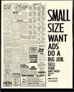 Syracuse Post Standard, August 08, 1963, Page 85