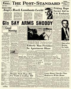 Syracuse Post Standard, March 07, 1965, Page 2