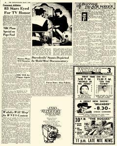 Syracuse Post Standard, March 07, 1965, Page 36