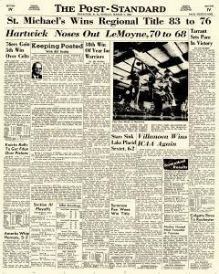 Syracuse Post Standard, March 07, 1965, Page 62