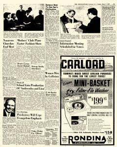 Syracuse Post Standard, March 07, 1965, Page 104