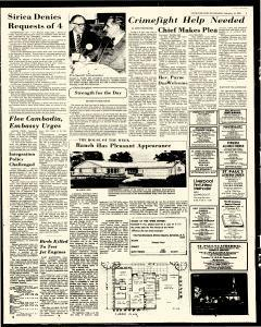 Syracuse Post Standard, February 15, 1975, Page 3
