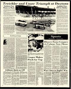 Syracuse Post Standard, February 15, 1975, Page 13