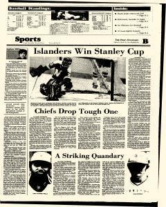 Syracuse Post Standard, May 22, 1981, Page 21