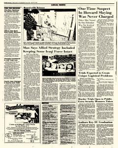 Syracuse Post Standard, April 08, 1991, Page 42