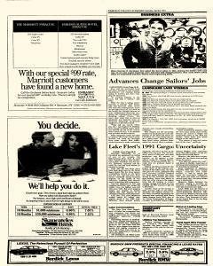 Syracuse Post Standard, April 08, 1991, Page 64