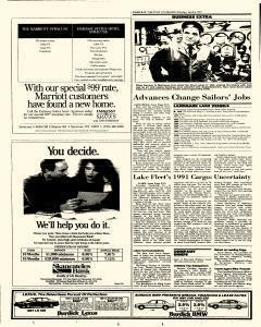 Syracuse Post Standard, April 08, 1991, Page 88